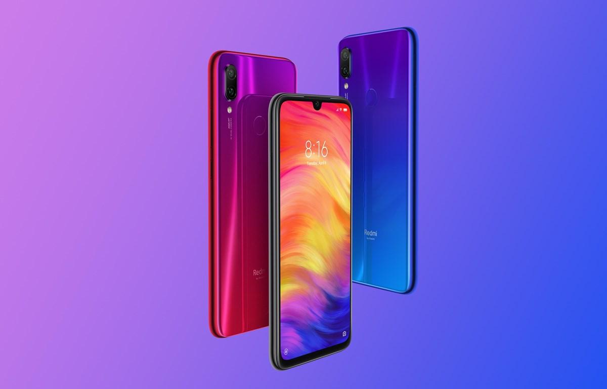 Xiaomi đang chứng minh mức độ 'chịu chơi' khi ra mắt chiếc Redmi Note 7 với cấu hình cao so với mức giá bán. (Nguồn: Xiaomi Việt)