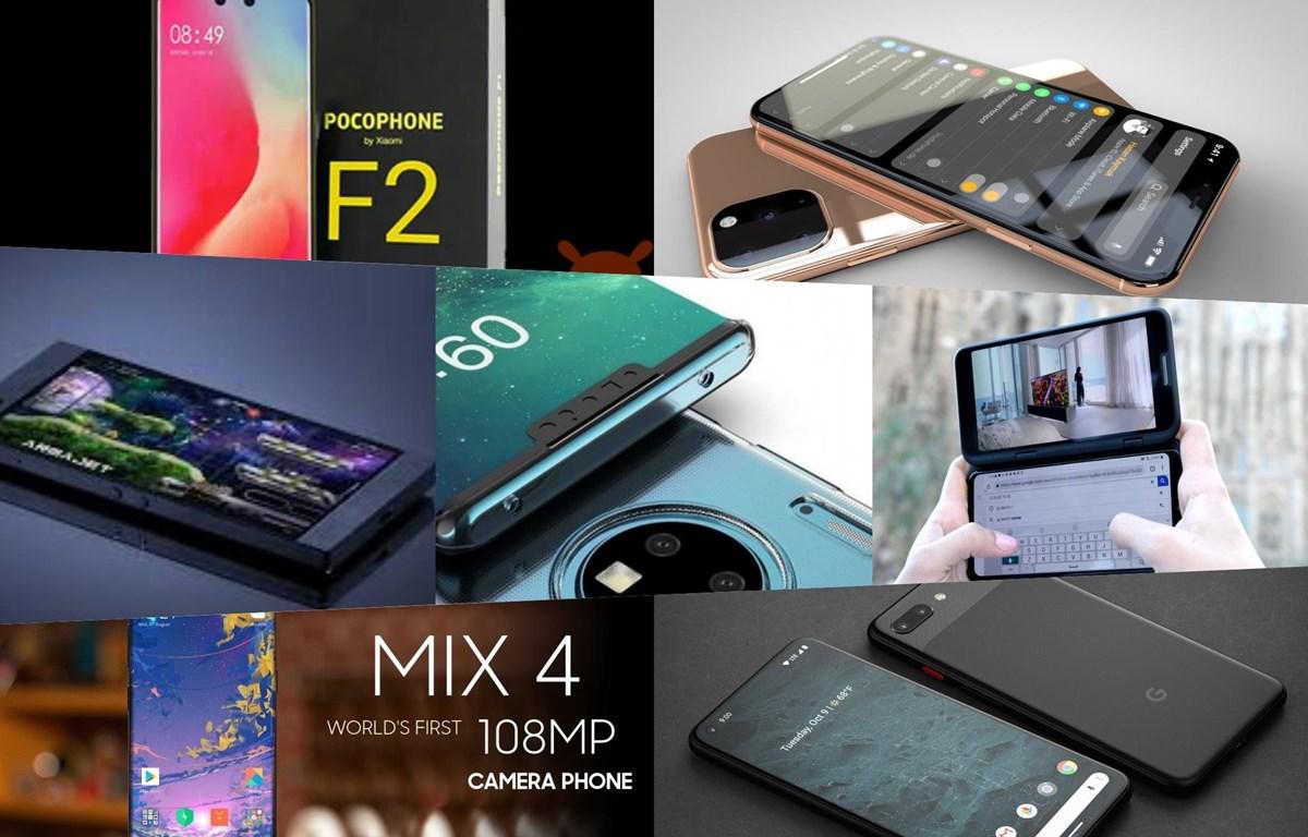 Hàng loạt các thương hiệu nổi tiếng đều đã và đang gấp rút chuẩn bị cho màn ra mắt chiếc điện thoại cao cấp của mình trong nửa cuối năm 2019.