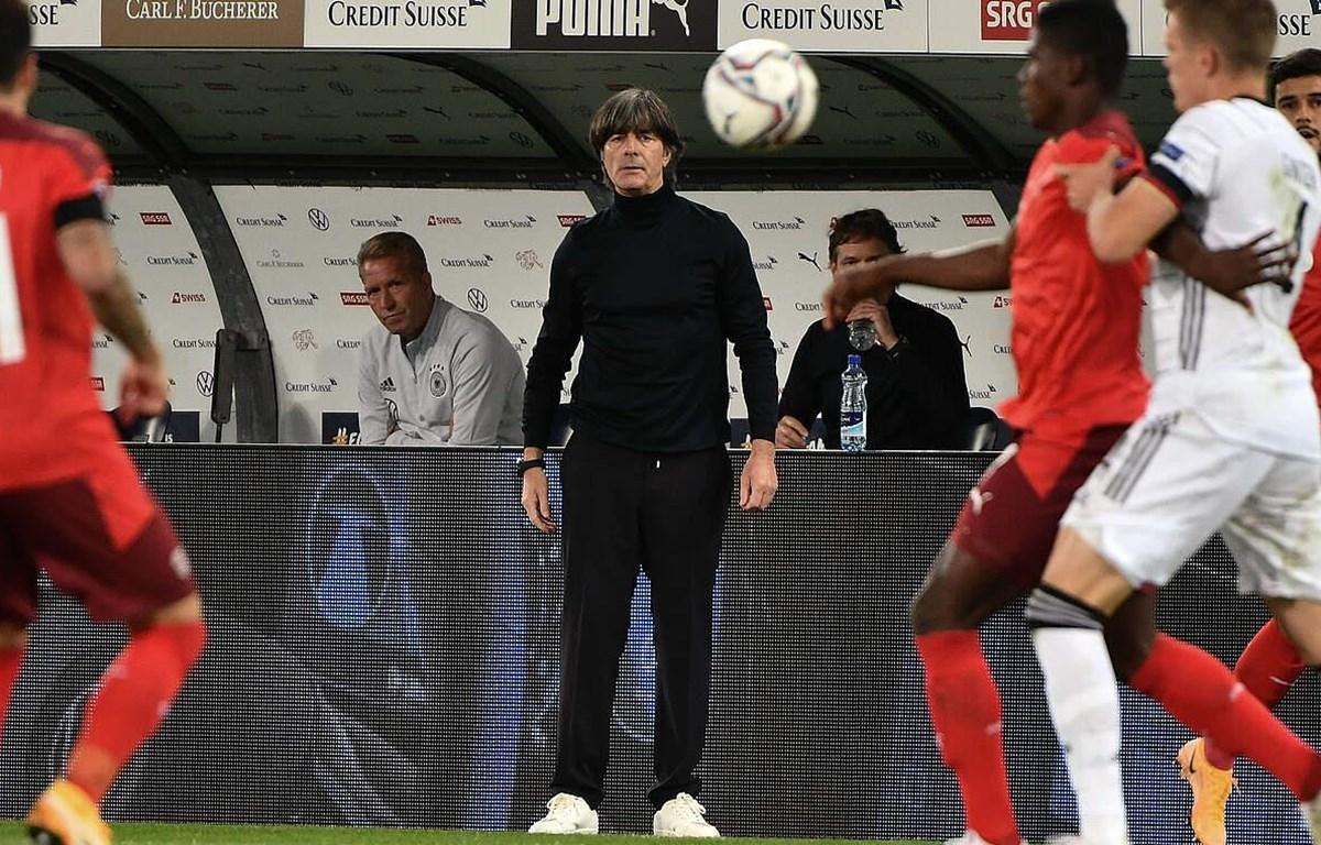 Đội tuyển Đức của Joachim Löw đã không giành được một chiến thắng nào trong tất cả 6 trận đấu tại Nations League từ khi giải được khởi tranh . (Ảnh: DFb.de)
