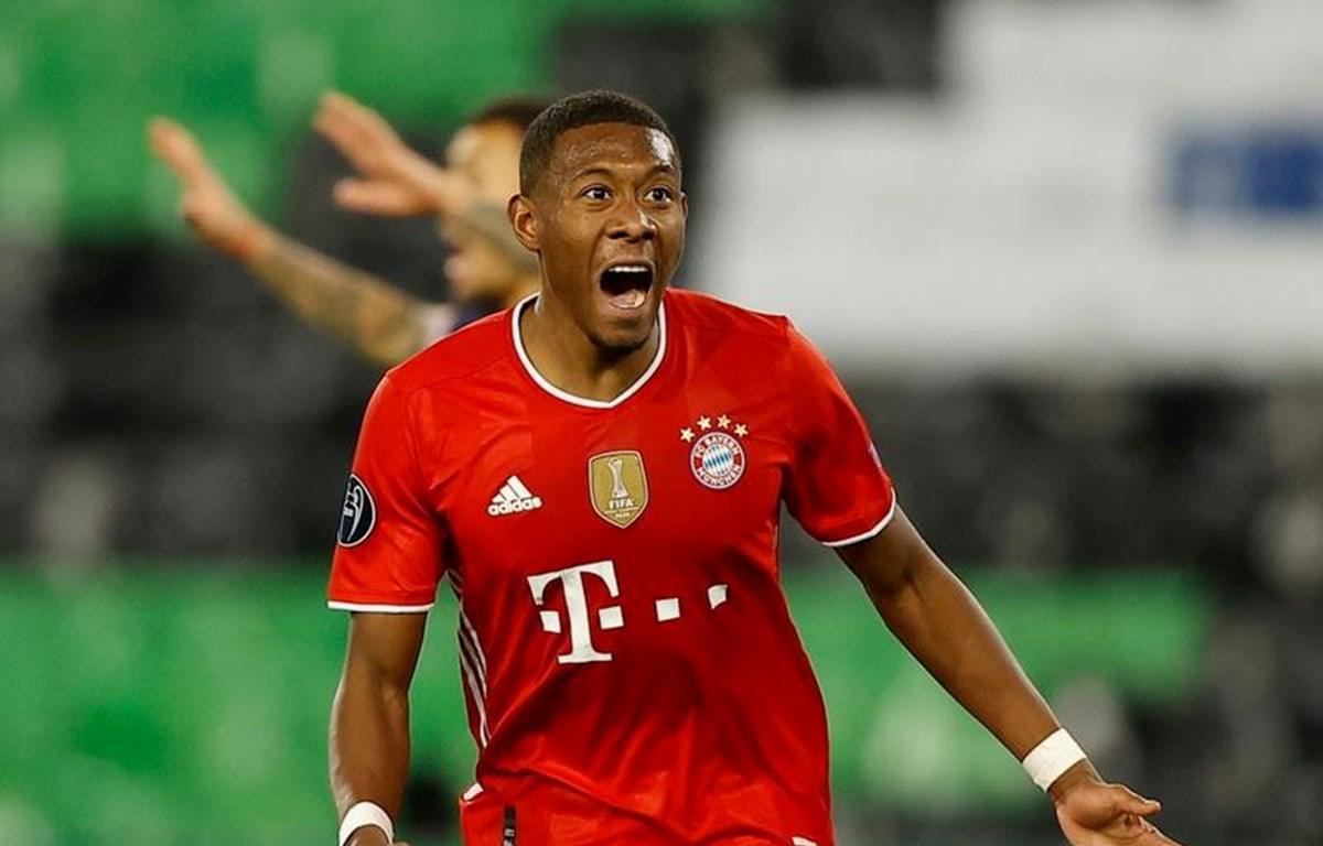 David Alaba: FC Bayern Munich luôn ở trong trái tim tôi