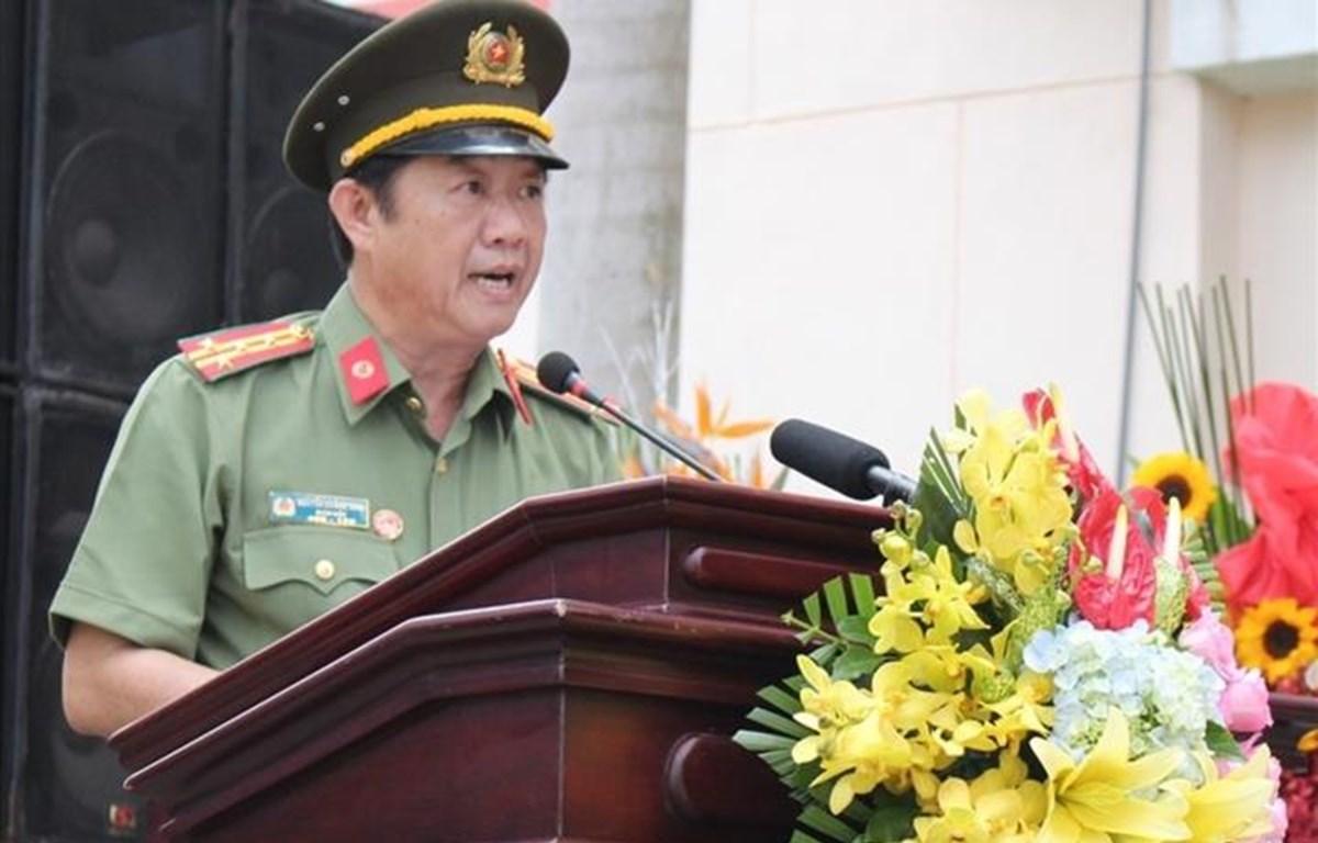 Ban Bí thư đã có quyết định phê chuẩn ông Nguyễn Hoàng Thao, nguyên Giám đốc Công an tỉnh, làm Phó Bí thư Tỉnh ủy Bình Dương. (Ảnh: Lao Động)