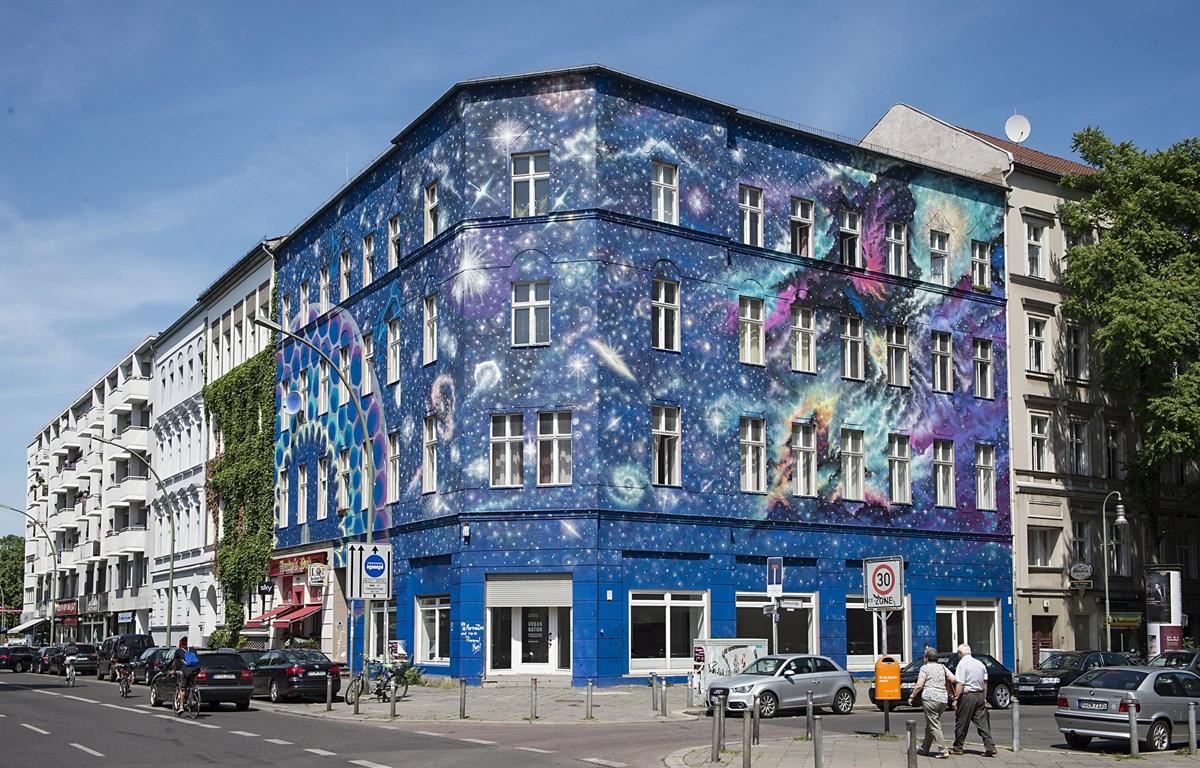 Quang cảnh một góc phố ở thủ đô Berlin. (Nguồn: Awesome Berlin)