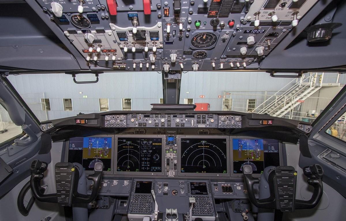 Hệ thống tự điều khiển của Boeing 737 Max đang bị điều tra sau các tai nạn gần đây. (Nguồn: Aviation24.be)