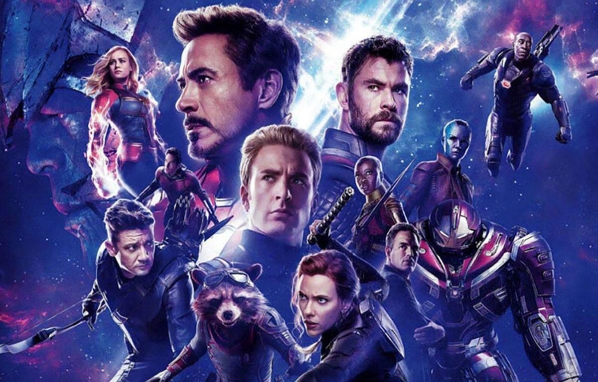 Những thành viên còn lại của biệt đội anh hùng Avengers trước sứ mệnh đánh bại Thanos. (Nguồn: GeekTyrant)