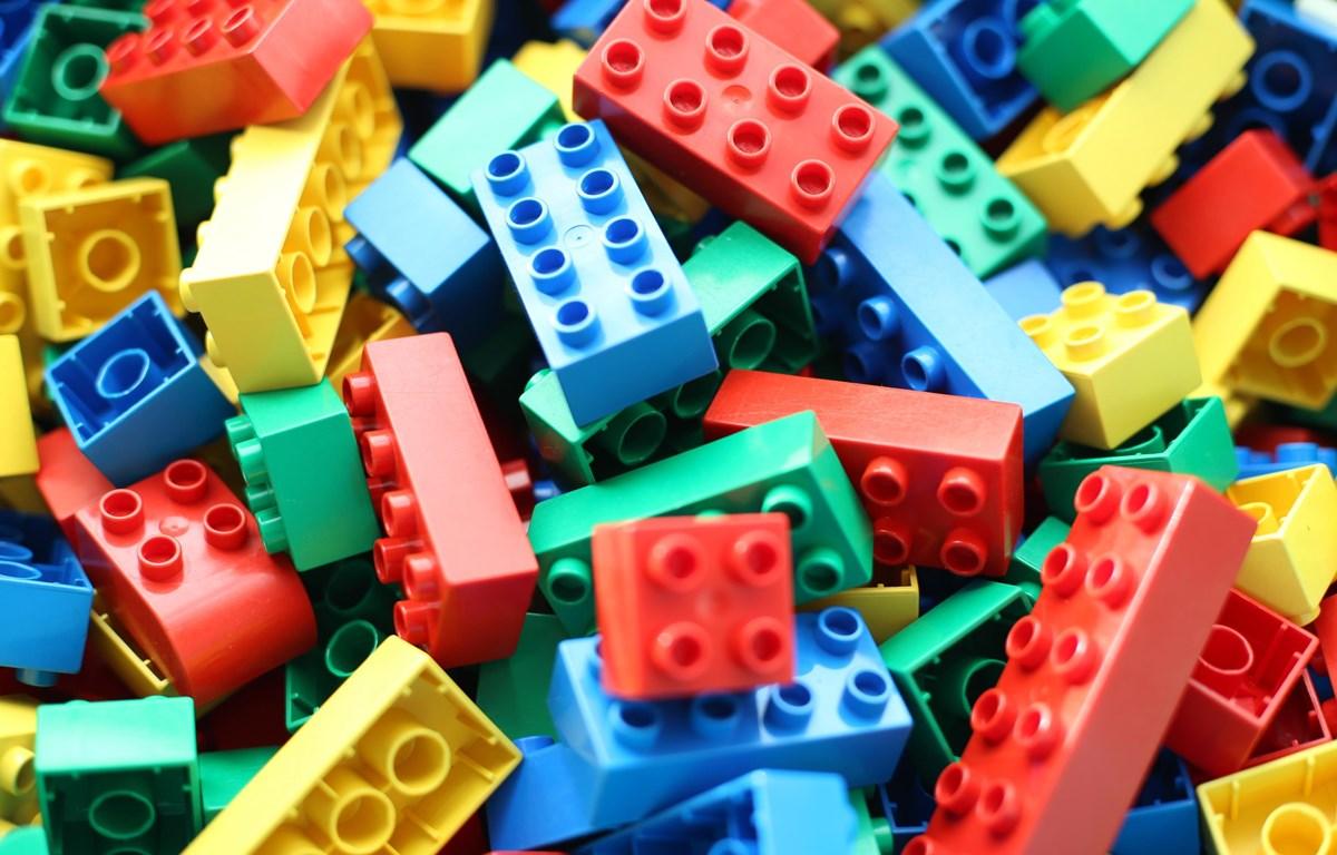 Lego được coi là niềm cảm hứng khơi gợi sáng tạo của trẻ em. (Nguồn: Commons)