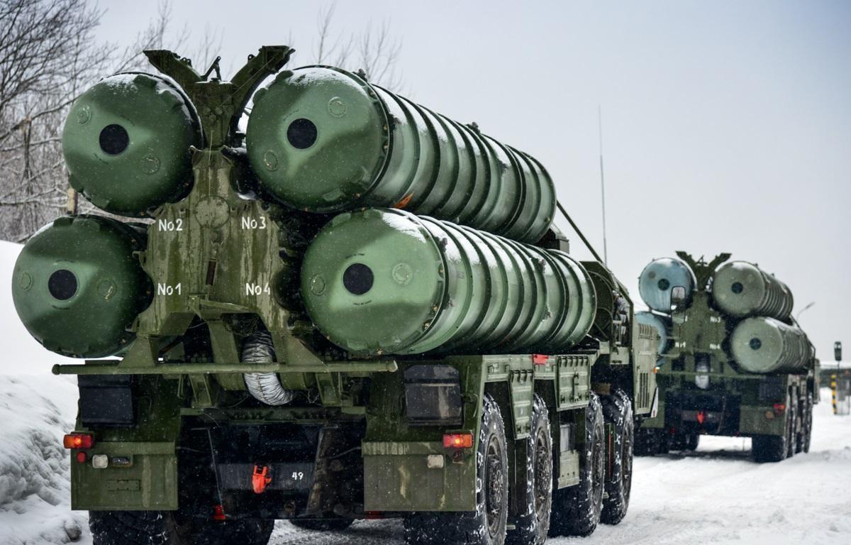Hệ thống phòng thủ tên lửa S-400 của Nga. (Nguồn: The National Interest)