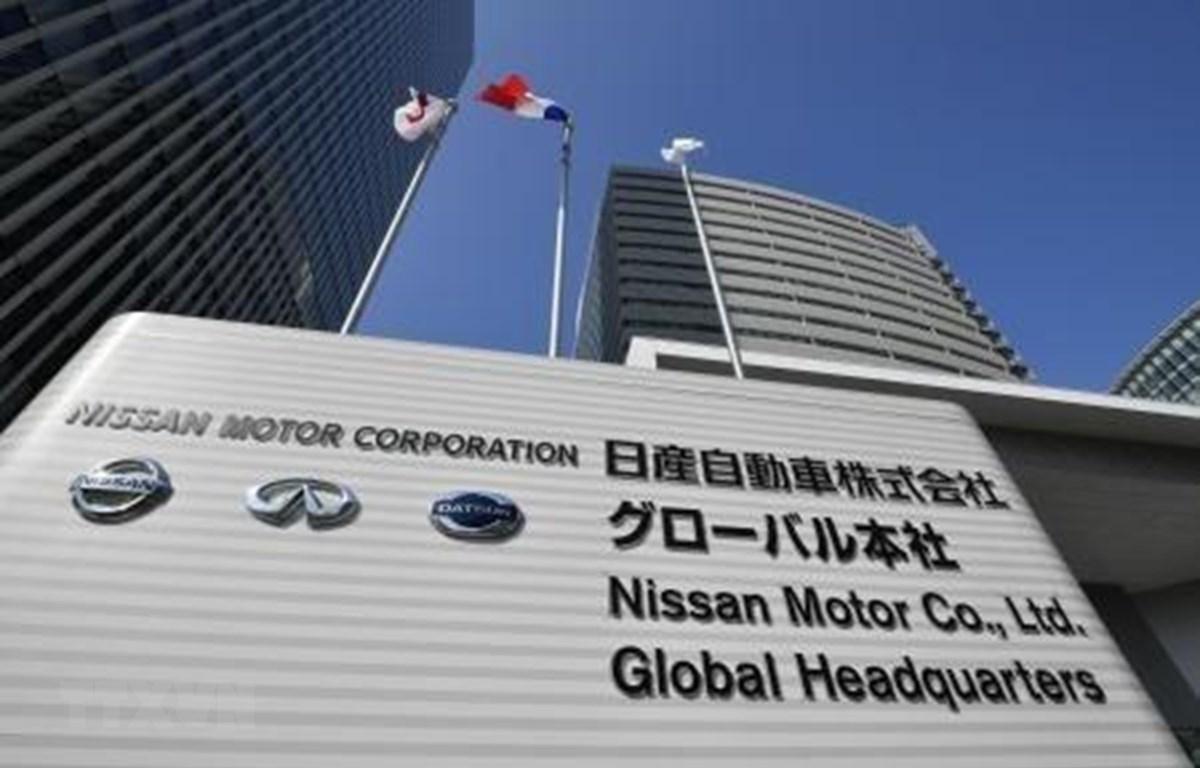 Trụ sở của Nissan ở Yokohama, Nhật Bản. (Nguồn: Kyodo/TTXVN)