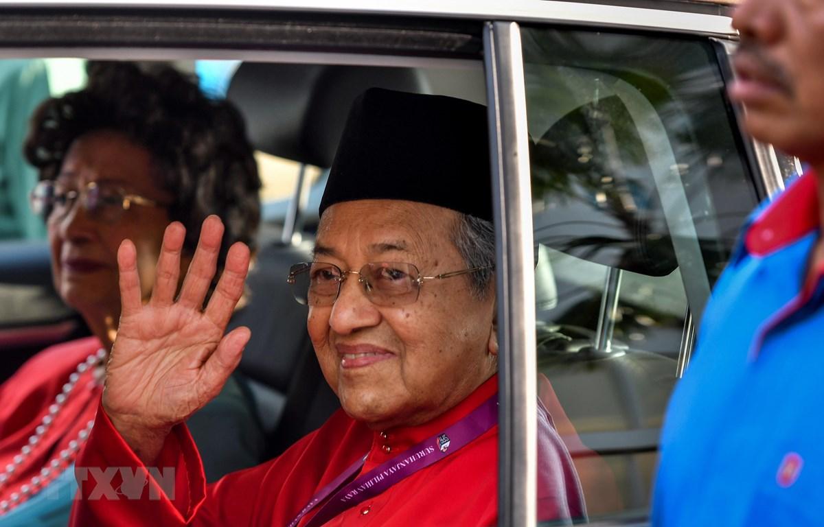 Thủ tướng Malaysia Mahathir Mohamad. (Nguồn: AFP/TTXVN)