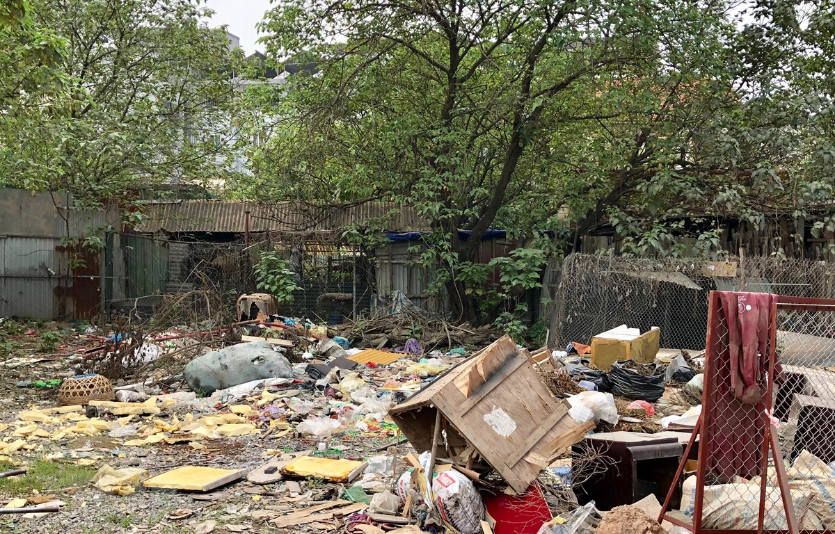 Châu Á trước nỗi lo về rác thải nhựa ngập tràn. (Nguồn: Mạnh Khánh/TTXVN)