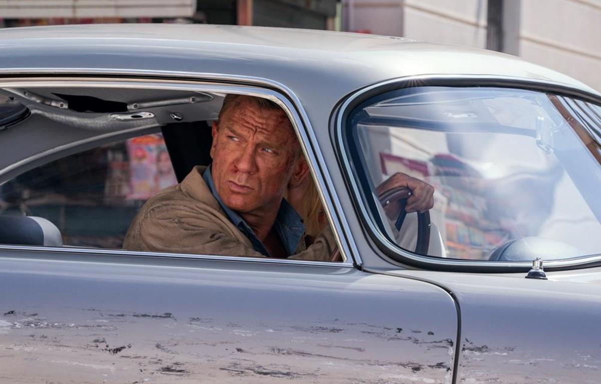 Daniel Craig tiếp tục vào vai điệp viên 007 lạnh lùng và gai góc (Nguồn: MGM)