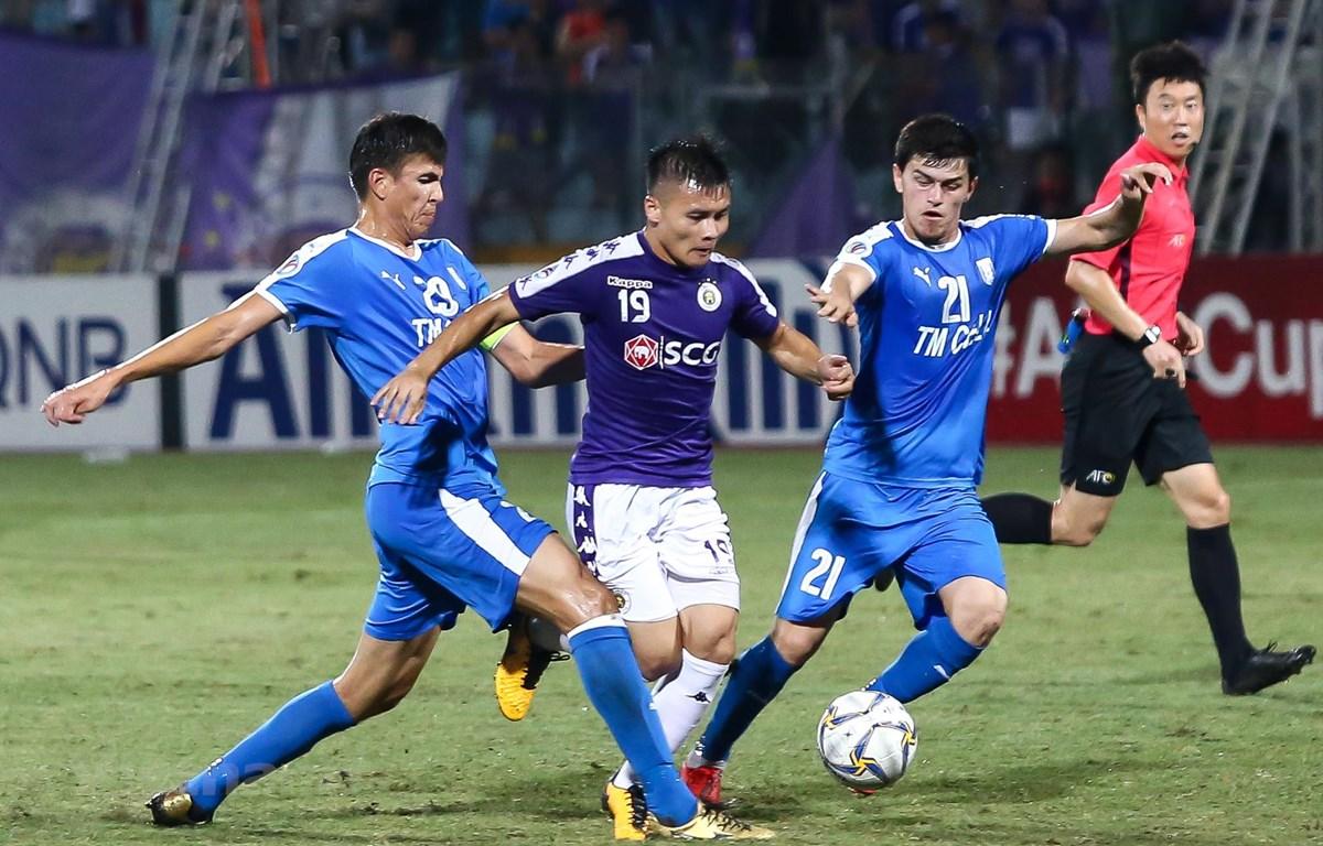 Hà Nội FC tập trung cho đấu trường AFC Cup 2019 sau chức vô địch V-League 2019. (Ảnh: Nguyên An)