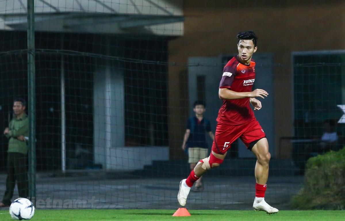 Đoàn Văn Hậu sẽ chuyển sang thi đấu cho CLB SC Heerenveen (Hà Lan). (Ảnh: Nguyên An)