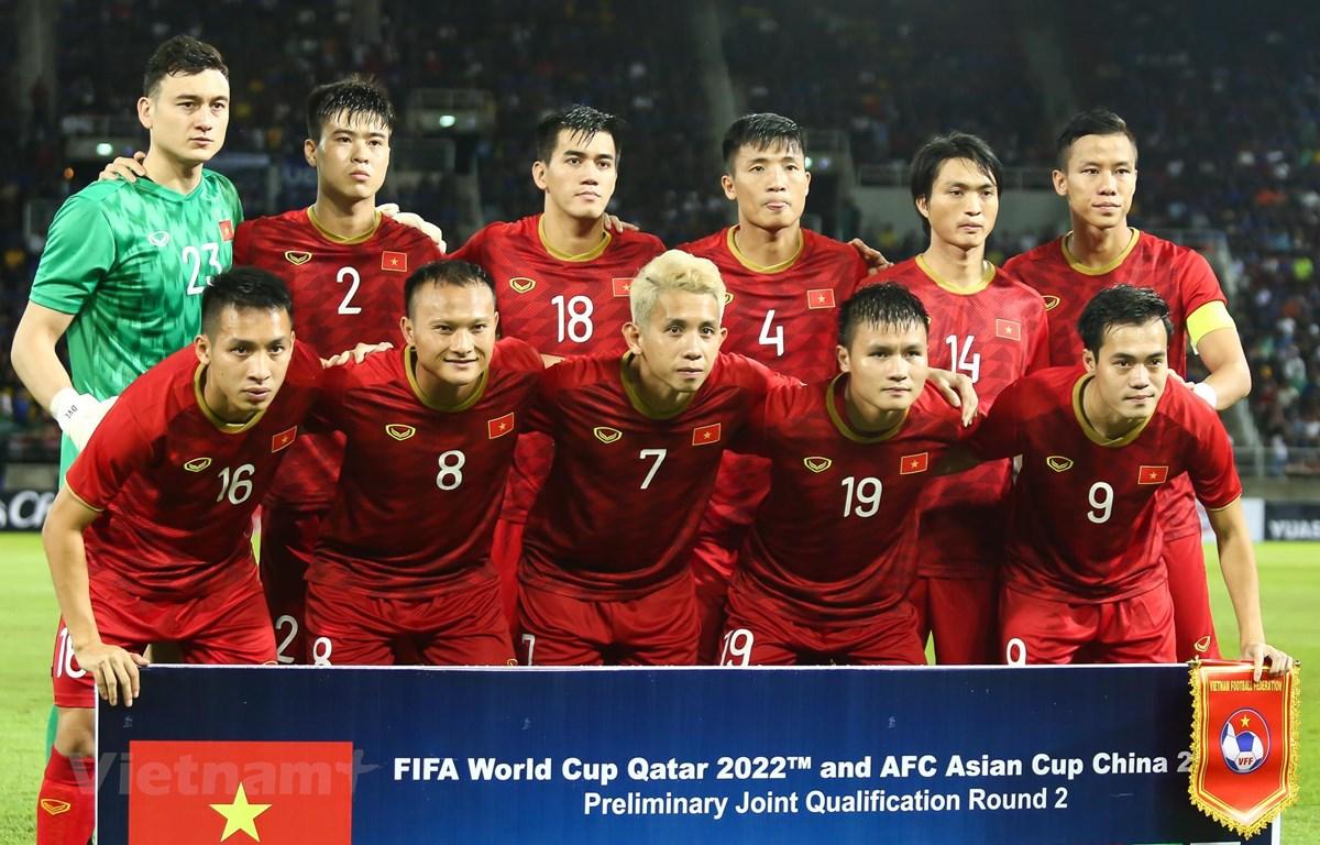 Cầu thủ Việt kiều chưa được gọi lên tuyển Việt Nam vì khó có thể hoà nhập với đồng đội và triết lý bóng đá của HLV Park Hang-seo. (Ảnh: Nguyên An/Vietnam+)