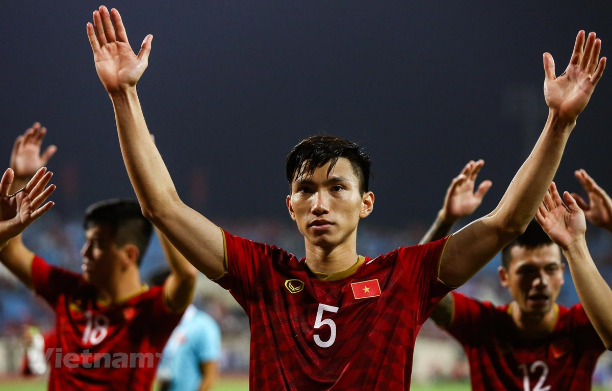 Tuyển Việt Nam không ngại tranh chấp với đối thủ khó chịu Indonesia nhờ sự tự tin sau thắng lợi trước Malaysia. (Ảnh: Nguyên An)
