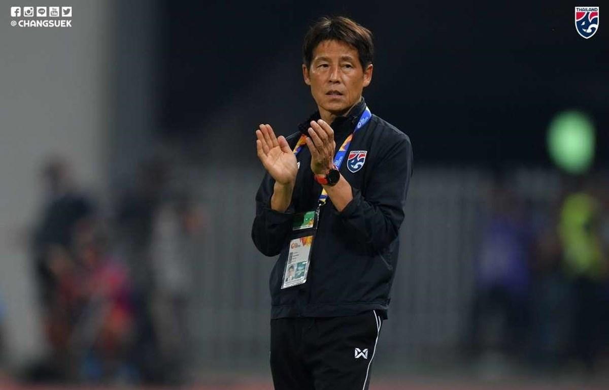 HLV Akira Nisho cho rằng thể lực U23 Thái Lan còn kém, cần phải cải thiện sớm. (Ảnh: FAT)