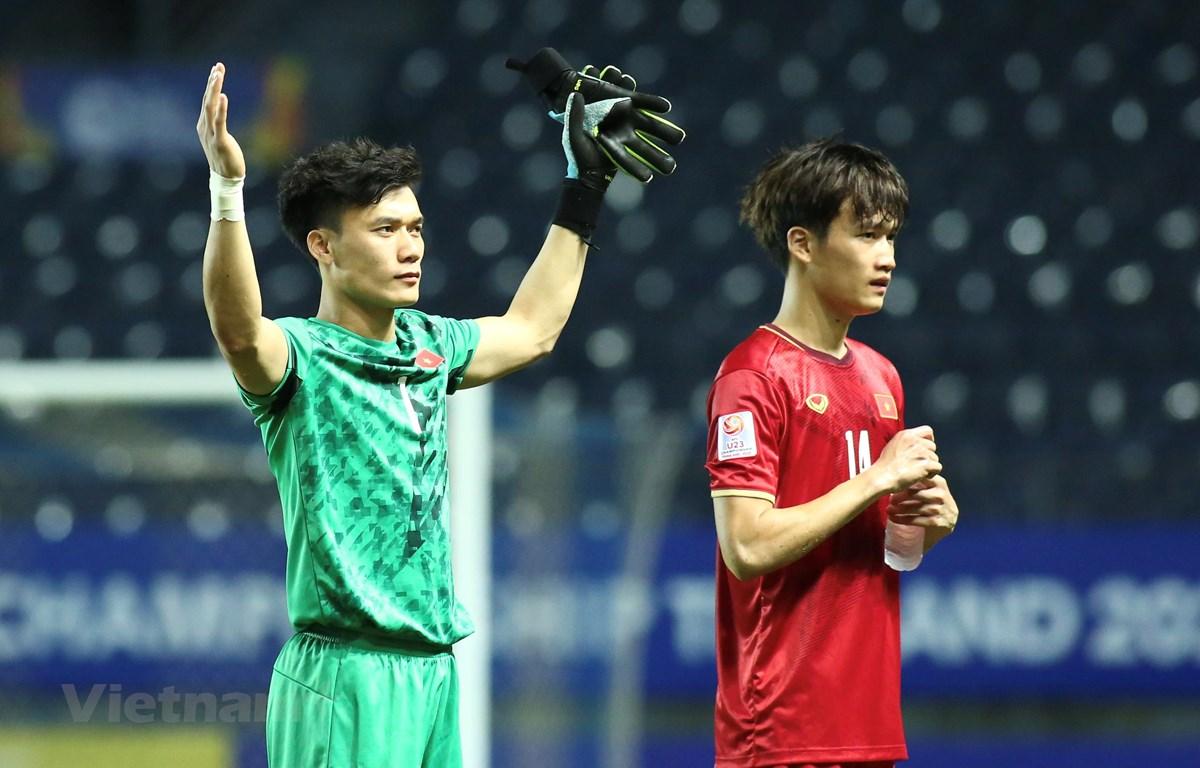 Bóng đá Việt Nam trải qua ba tháng đầu năm 2020 không hề thuận lợi. (Ảnh: Nguyên An/Vietnam+)