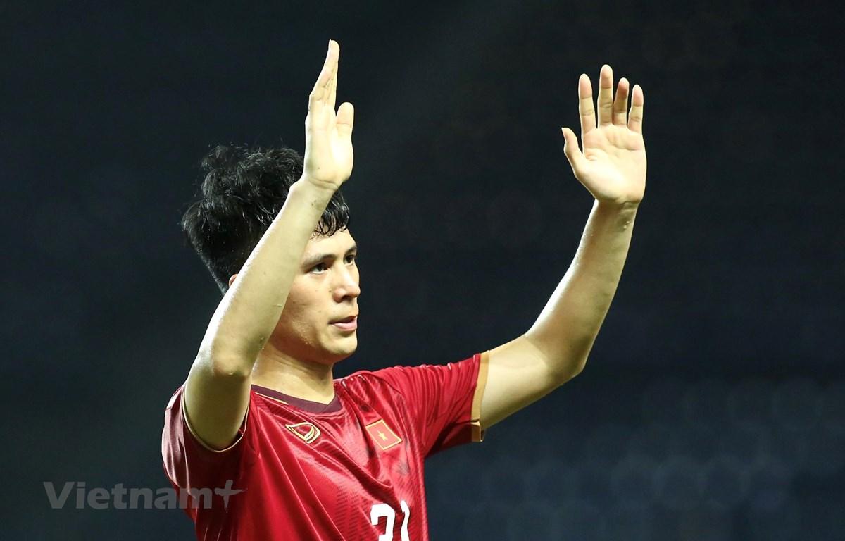 U23 Việt Nam không còn quyền tự quyết ở bảng D vòng chung kết U23 châu Á. (Ảnh: Nguyên An/Vietnam+)