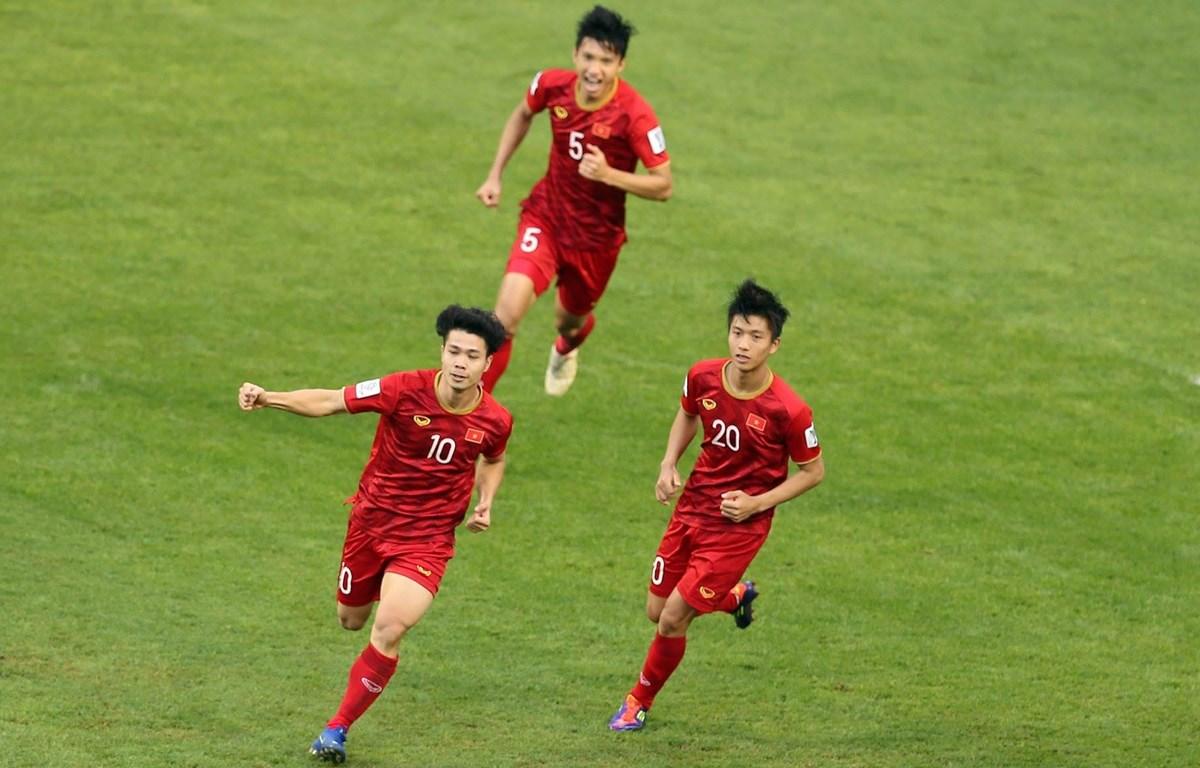 Đội tuyển Việt Nam sẽ thi đấu giao hữu với Iraq vào ngày 26/3 tới. (Ảnh: AFC)
