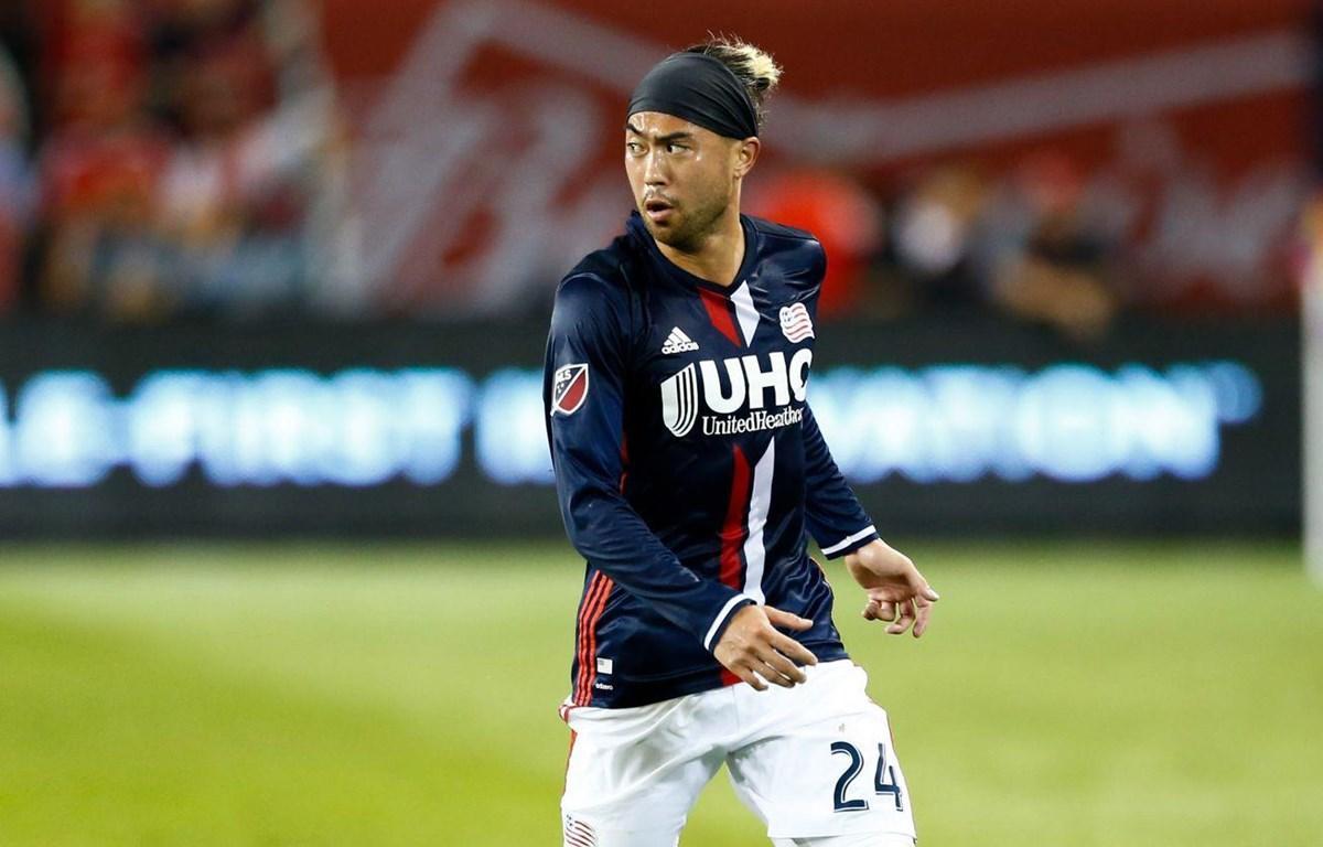 Lee Nguyễn phủ nhận thông tin đàm phán với câu lạc bộ Thành phố Hồ Chí Minh. (Ảnh: Kevin Sousa-USA TODAY Sports)