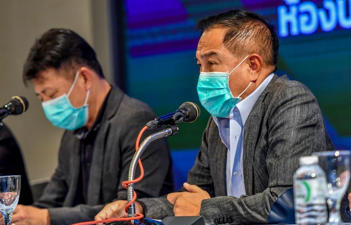 FAT quyết định hoãn giải Thai League thay vì thi đấu không có khán giả. (Ảnh: Bangkok Post)