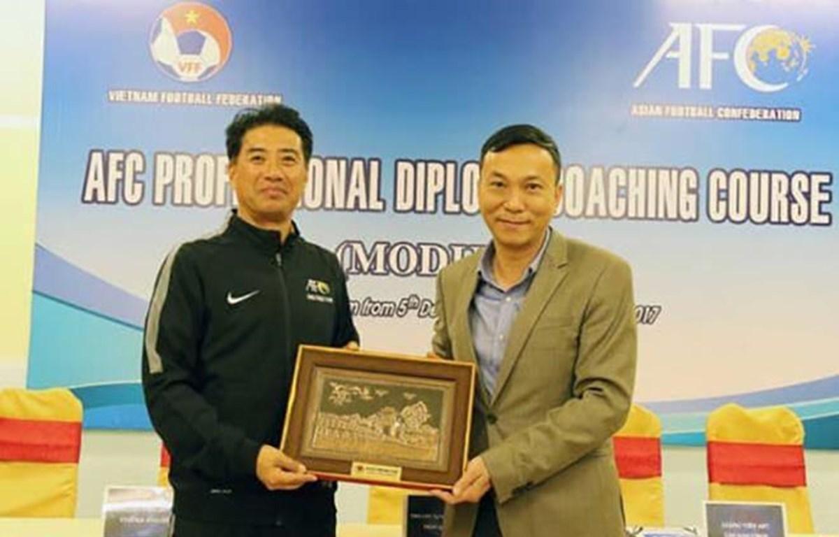 Ông Yusuke Adachi sẽ trở thành Giám đốc kỹ thuật VFF với thời hạn 3 năm. (Ảnh: VFF)