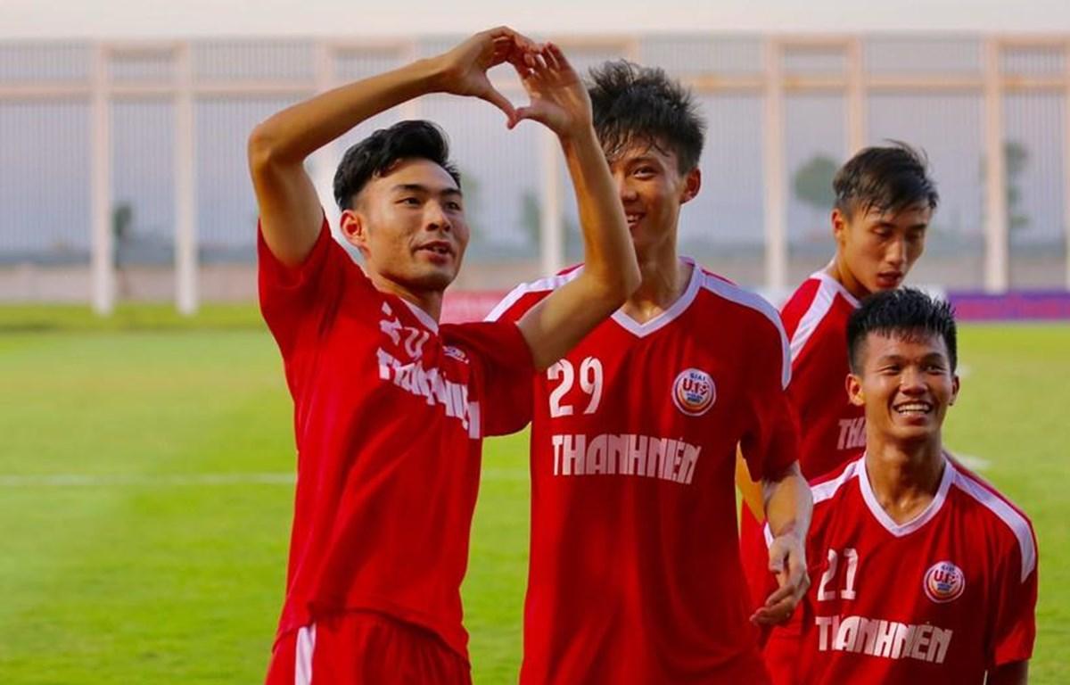 U19 PVF bị ngoài nghi làm sai Quy chế để có thể hưởng lợi và vô địch ở giải U19 Quốc gia. (Ảnh: VFF)
