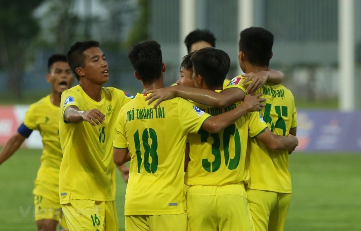 Giải hạng Nhì Quốc gia 2020 bắt đầu khởi tranh từ ngày 10/7. (Ảnh: Phúc Tá/Vietnam+)