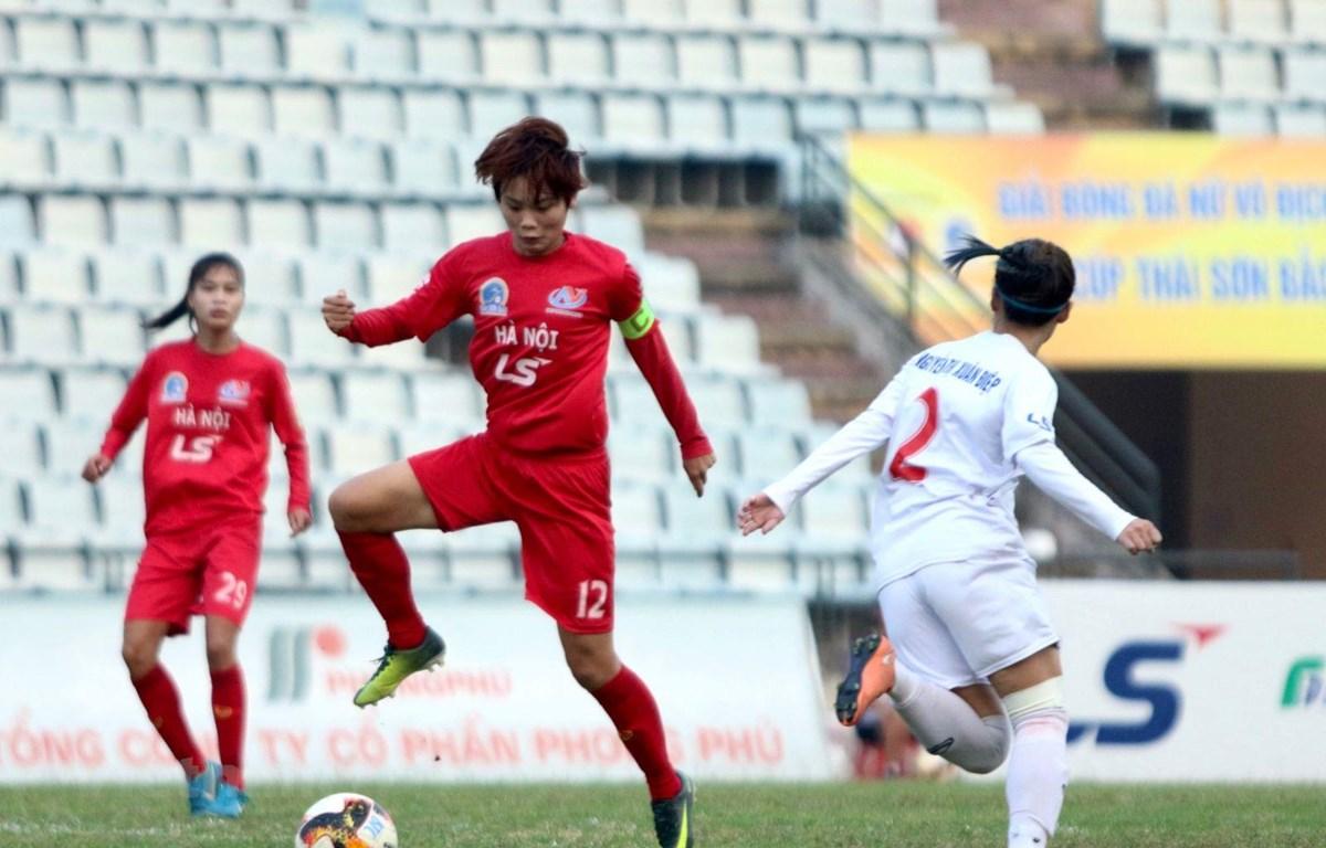 Giải bóng đá nữ Vô địch Quốc gia 2020 khởi tranh ngày 13/8 tới. (Ảnh: VFF)