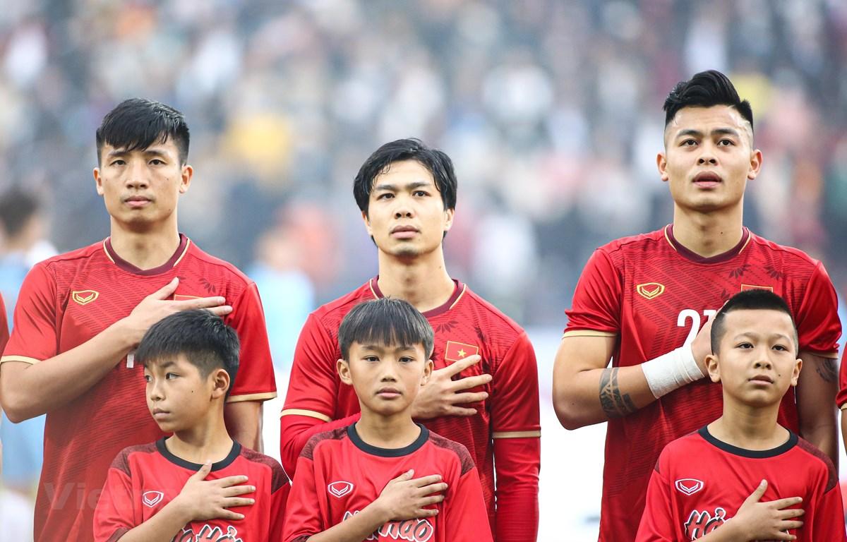 Trong năm 2021, đội tuyển Việt Nam cần bảo vệ thành công chức vô địch AFF Cup còn U22 Việt Nam phải giành Huy chương vàng SEA Games 31. (Ảnh: Hiển Nguyễn/Vietnam+)