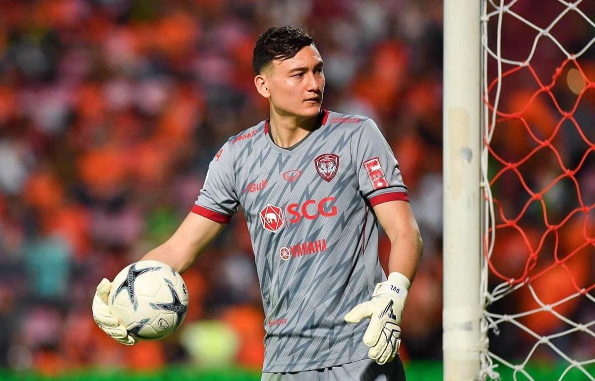 Đặng Văn Lâm hiện đang có cơ hội thi đấu cho ba câu lạc bộ lớn Cerezo Osaka, Sporting Braga và Dynamo Moskva. (Ảnh: Sutthipongs)