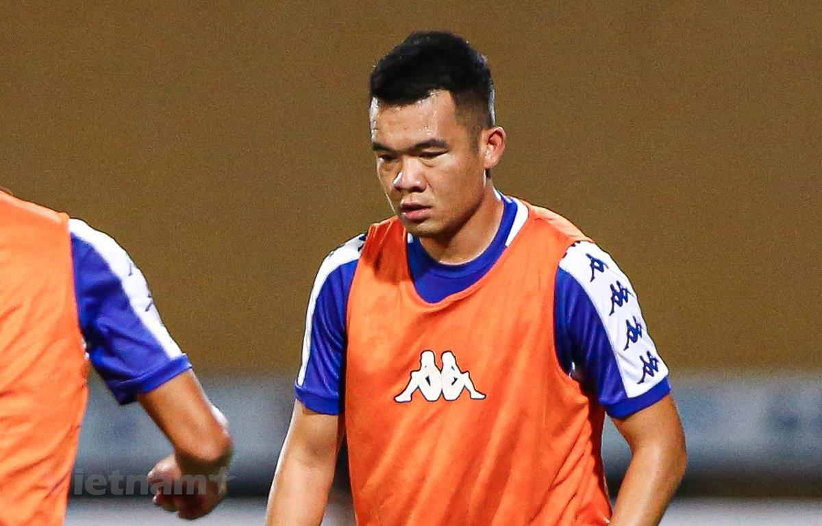 Tiền vệ Hoàng Thịnh bị cấm thi đấu 7 tháng. (Ảnh: Hiển Nguyễn/Vietnam+)
