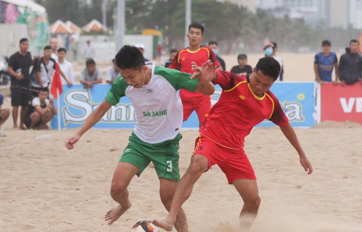 Một giải đấu có sự góp mặt của 112 đội bóng đến từ 7 tỉnh miền Trung sẽ diễn ra từ 25/4 đến 13/6. (Ảnh: VFF)