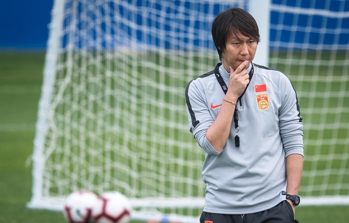 Huấn luyện viên Trung Quốc, ông Li Tie. (Ảnh: China Daily)
