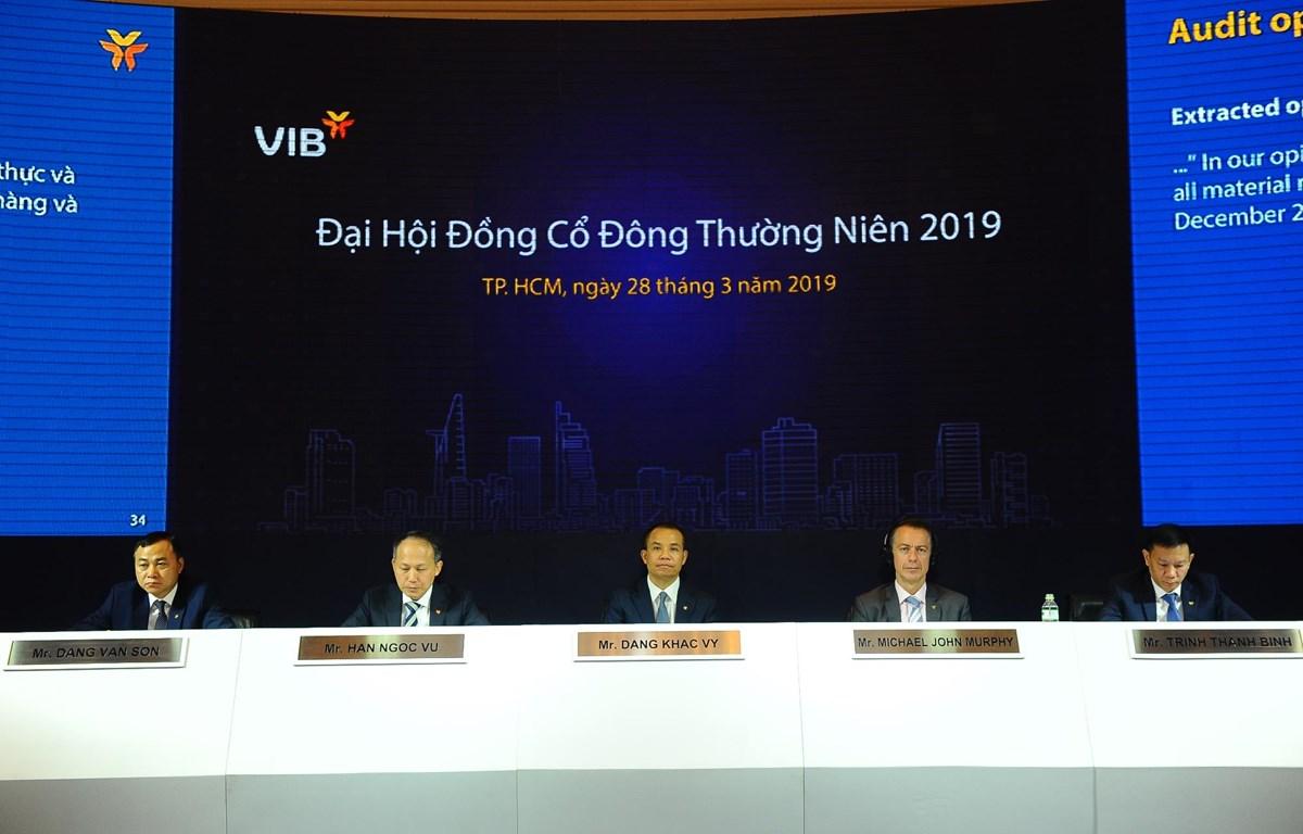 Các đại biểu tại Đại hội. (Ảnh: CTV/Vietnam+)