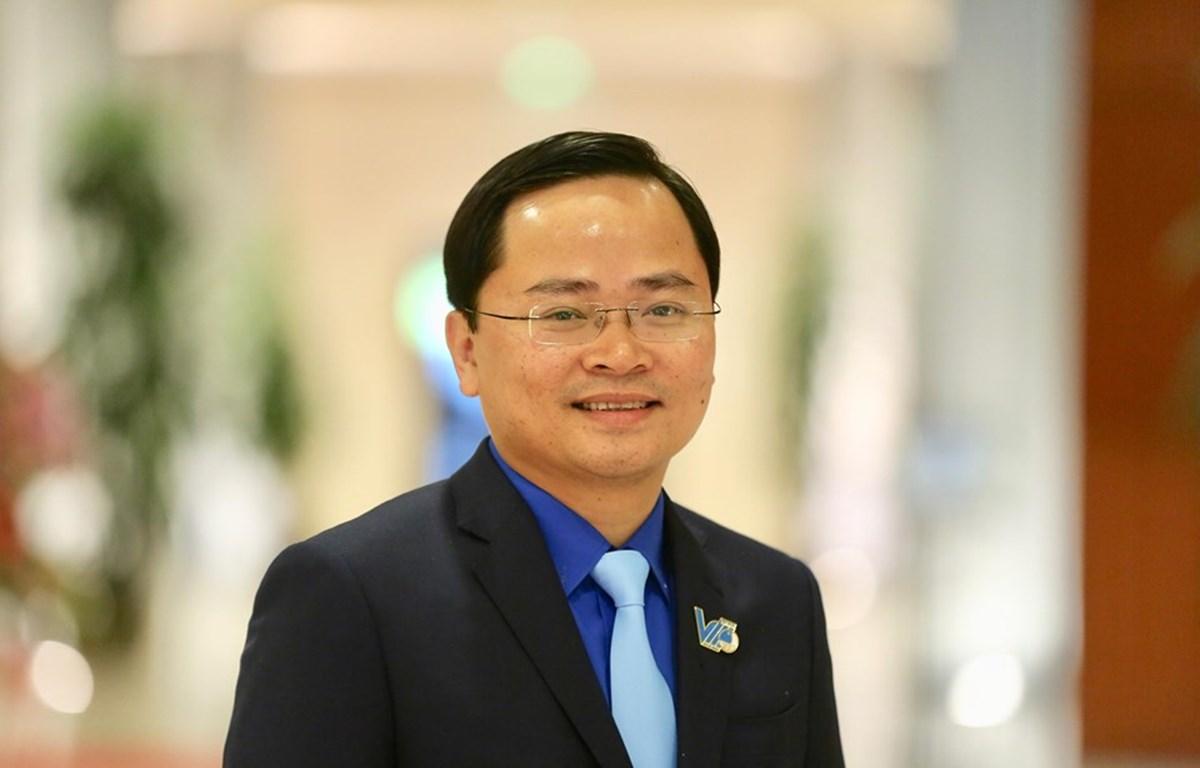 Anh Nguyễn Anh Tuấn là Chủ tịch Ủy ban Trung ương Hội Liên hiệp Thanh niên Việt Nam khóa VIII, nhiệm kỳ 2019-2024. (Nguồn: Doanthanhnien.vn)
