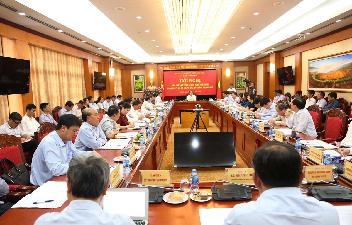 Các địa phương vùng trung du và miền núi Bắc Bộ chưa đáp ứng được yêu cầu của Nghị quyết 37. (Ảnh: BKT/Vietnam+)