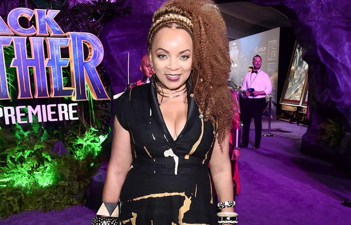 """Nhà thiết kế Ruth Carter tham dự buổi ra mắt LA của """"Black Panther""""vào ngày 29/1 vừa qua. (Nguồn: Getty Images)"""