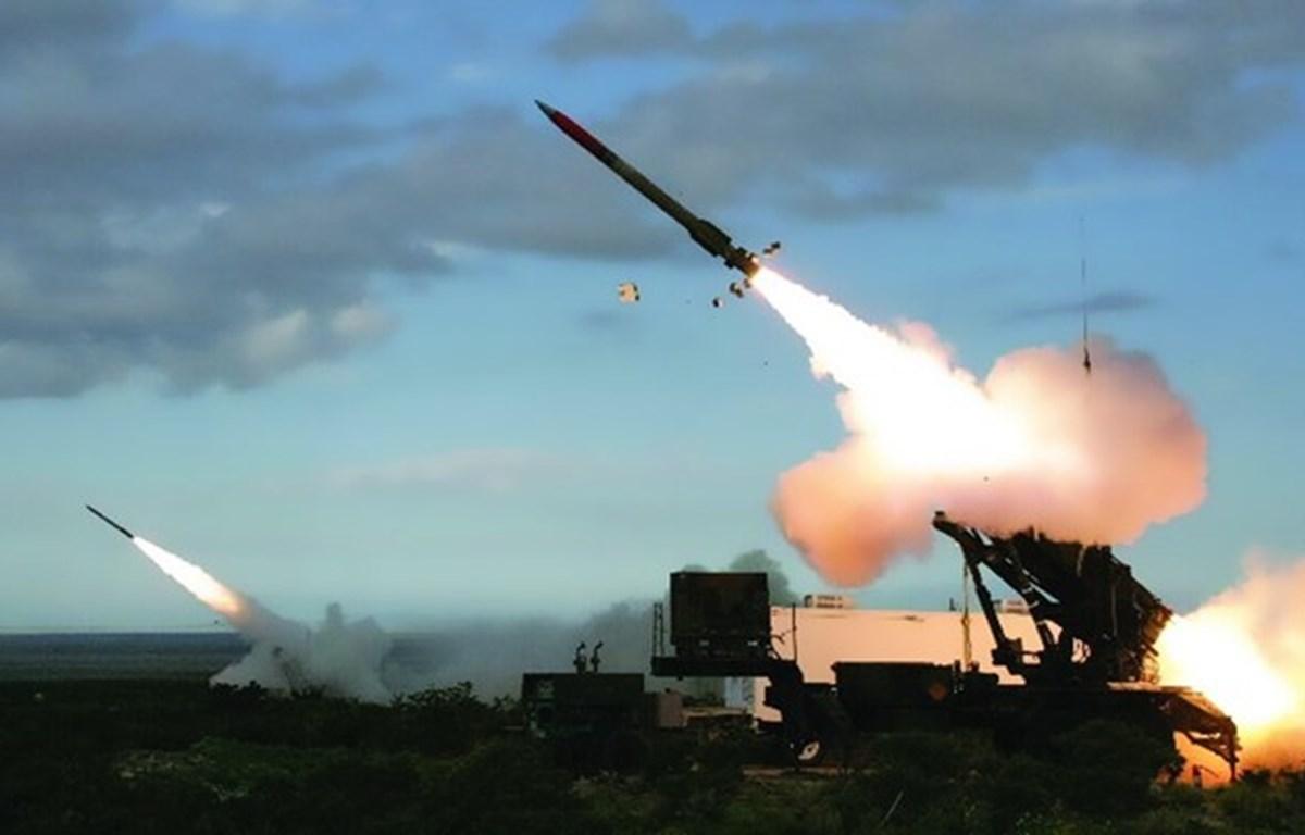 Hệ thống phòng thủ tên lửa Patriot. (Nguồn: militarytimes)