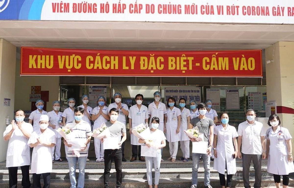 Việt Nam đã làm rất tốt công tác kiểm soát dịch COVID-19 và giờ đã có thể tiến hành phục hồi, phát triển kinh tế đất nước. Ảnh: PV/Vietnam+