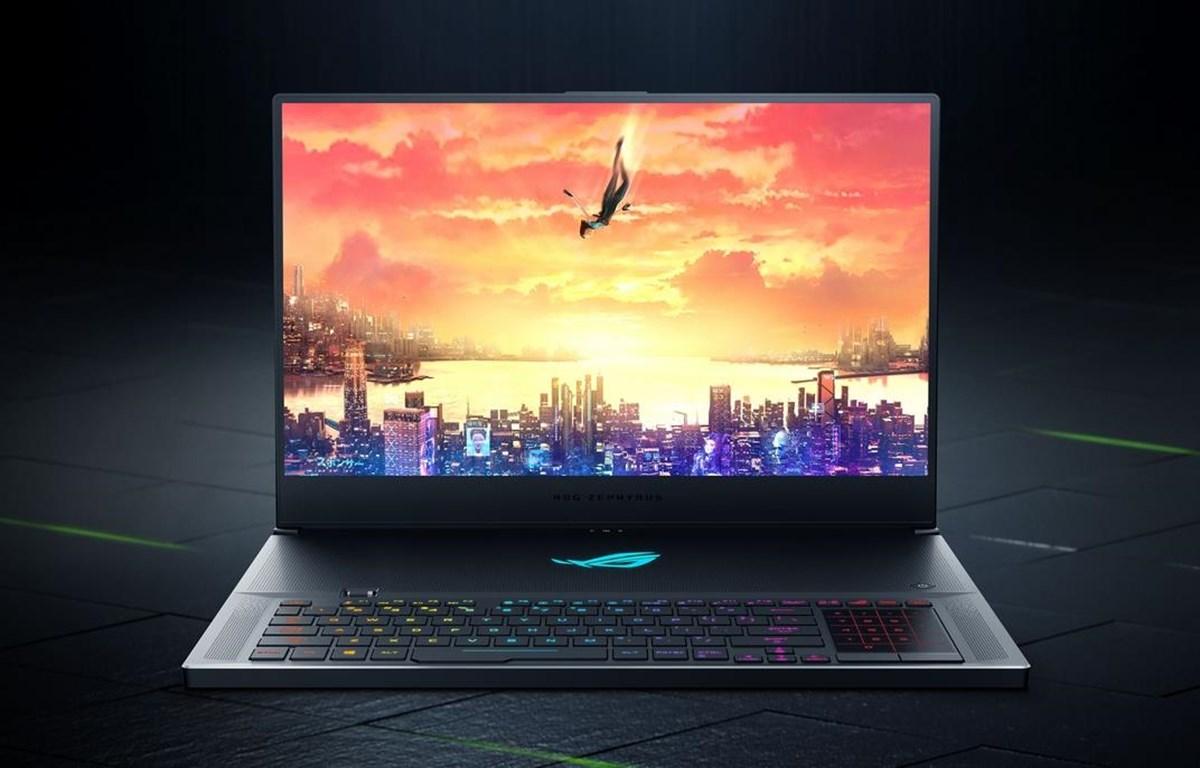 """ROG Zephyrus S GX701 là chiếc laptop gaming 17"""" mỏng nhất thế giới. (Nguồn: ASUS)"""