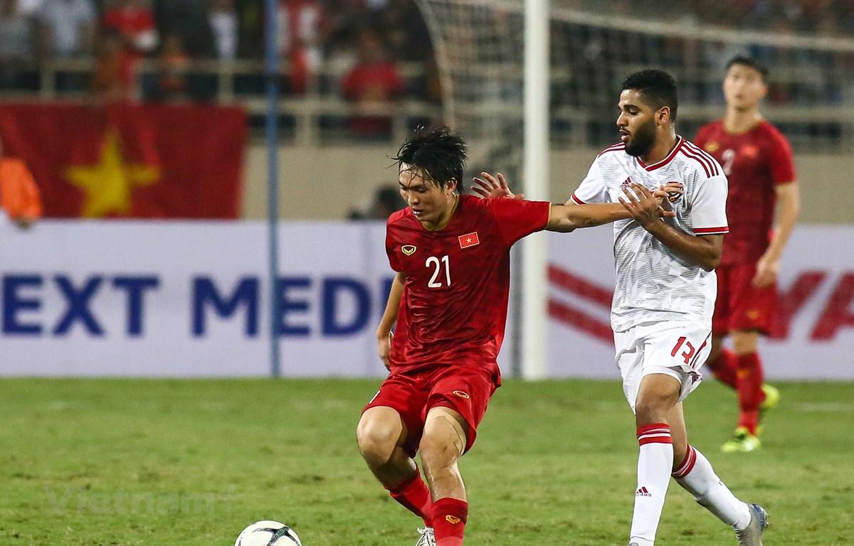 VFF sẵn sàng hoàn lại tiền vé xem tuyển Việt Nam ở vòng loại World Cup 2022 trên sân nhà Mỹ Đình. (Ảnh: Nguyên An/Vietnam+)