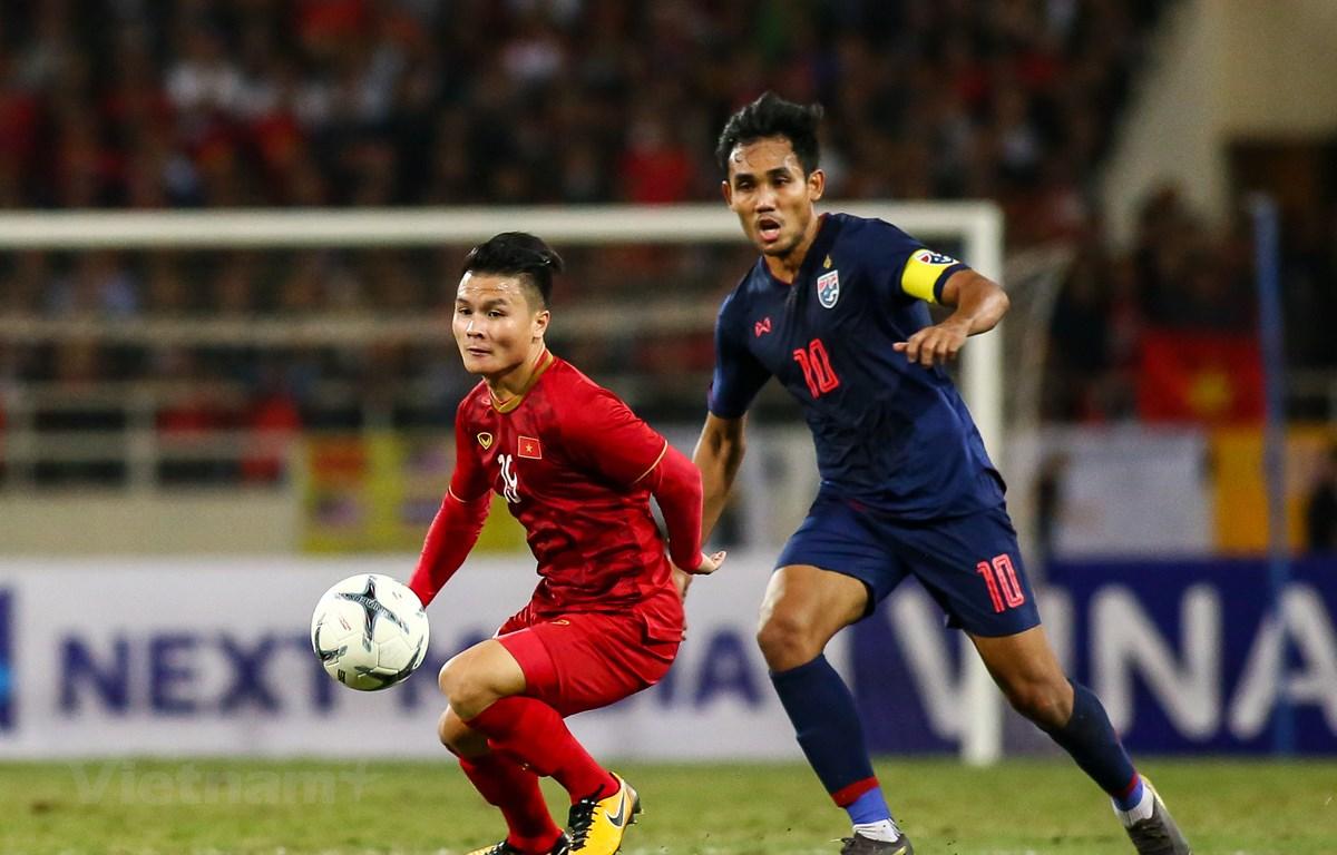 Hoãn các trận đấu của vòng loại World Cup 2022 trong năm 2020 sang 2021 vì dịch COVID-19. (Ảnh: Nguyên An/Vietnam+)