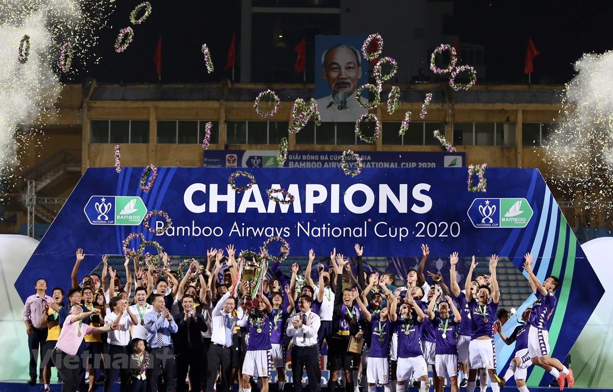 V-League, hạng Nhất và cúp Quốc gia mùa giải 2021 đều bị hủy. (Ảnh: VPF)