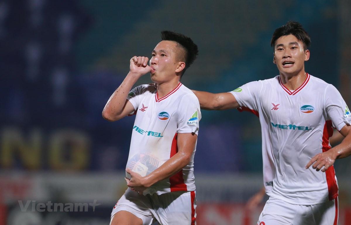 Cúp Quốc gia 2021 dự kiến diễn ra vào tháng 9/2021. (Ảnh: Hiển Nguyễn/Vietnam+)