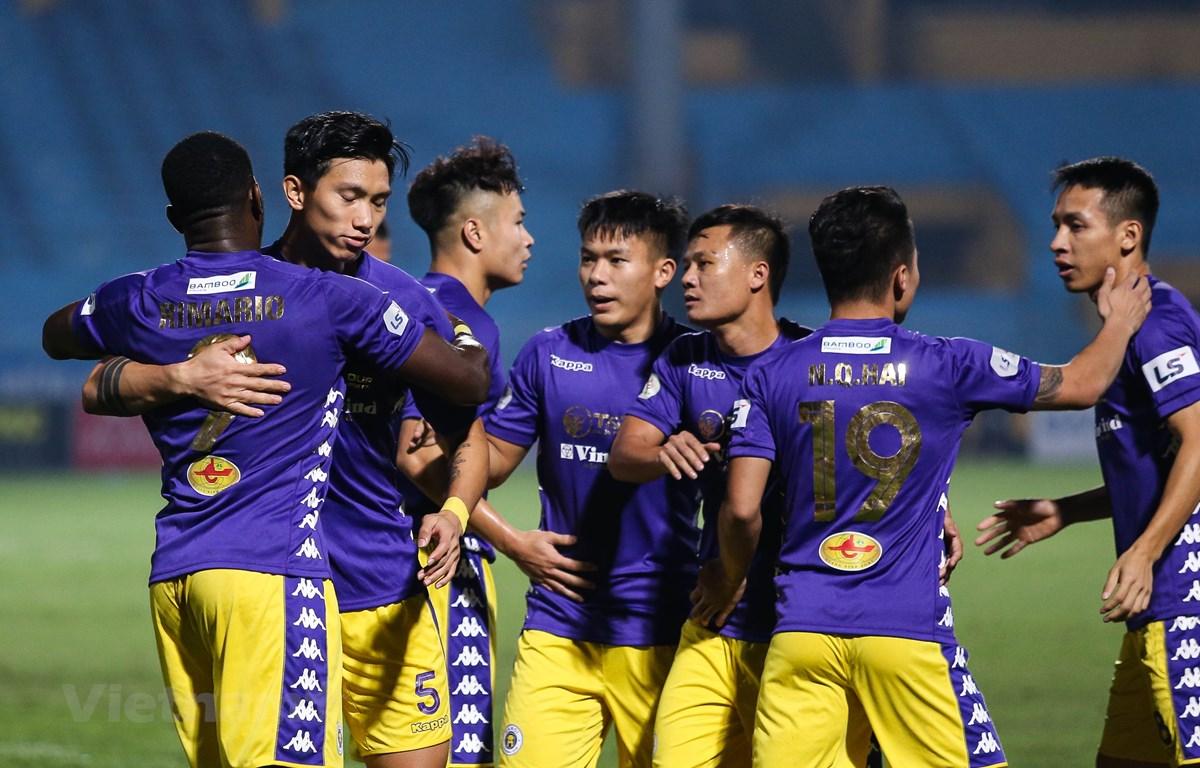 Hà Nội FC nằm ở bảng G tại AFC Cup 2021. (Ảnh: Hiển Nguyễn/Vietnam+)