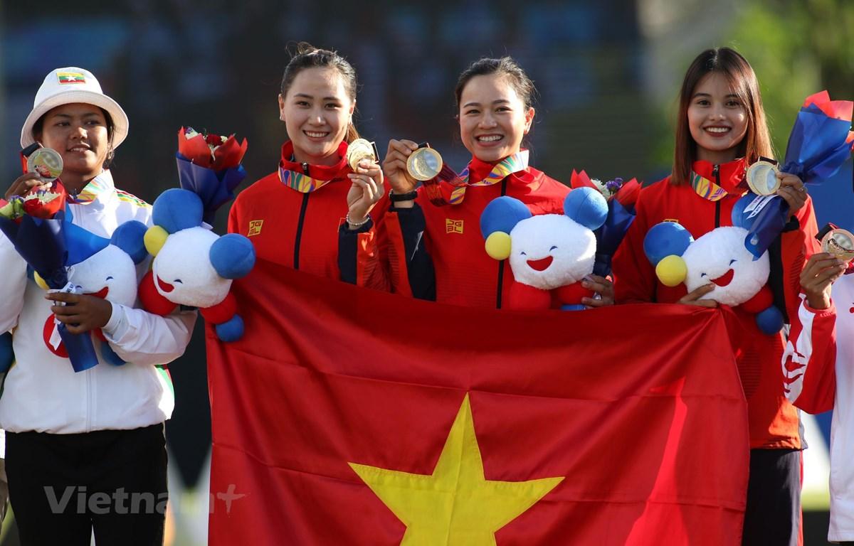 SEA Games 31 chính thức bị hoãn sang năm 2022 vì dịch COVID-19 | Thể thao |  Vietnam+ (VietnamPlus)