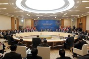 Hàn Quốc-ASEAN nhất trí nâng kim ngạch thương mại lên 200 tỷ USD