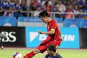 [Photo] Khoảnh khắc đáng nhớ trận U23 Việt Nam-U23 Thái Lan