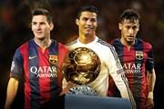 [News Game] Ai sẽ là chủ nhân Quả bóng vàng FIFA 2015?