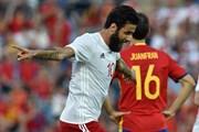 Cận cảnh Tây Ban Nha thua sốc đội xếp sau đội tuyển Việt Nam